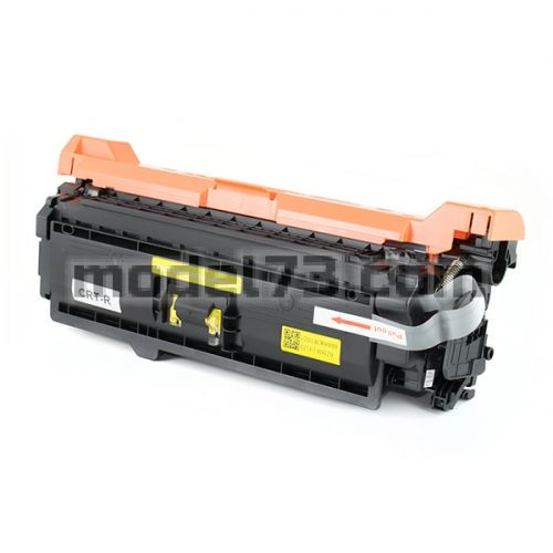 Toner color cartridge  yellow HP no. 504A CE252A