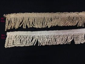 Polyester lace 6 cm- 2 kinds